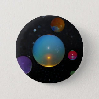 23rd Universe in Space Pinback Button
