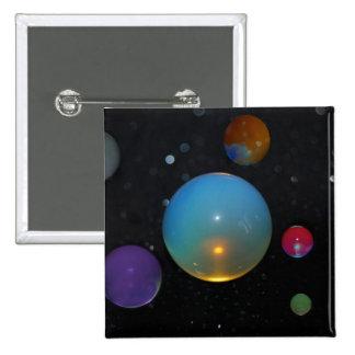 23rd Universe Pinback Button