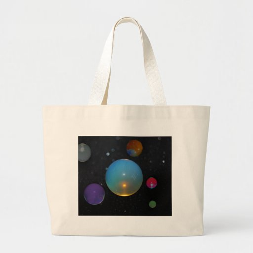 23rd Universe Tote Bags