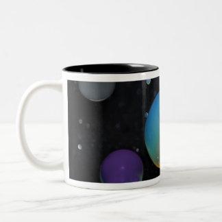 23rd Universe Two-Tone Coffee Mug