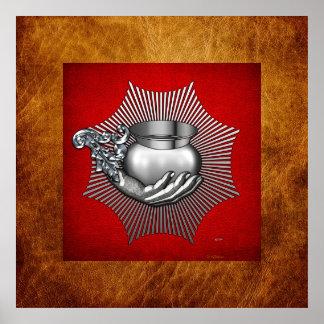 23ro Grado: Caballero del valor Poster