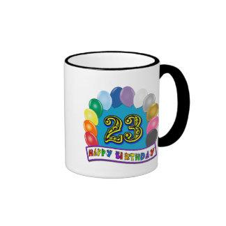 23ro Regalos de cumpleaños con diseño clasificado  Tazas