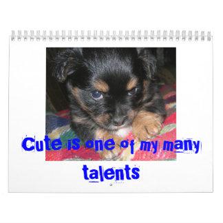 2400874622_e4dd5aced7, Cute is one of my many t... Calendar