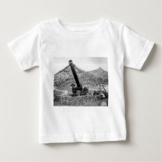 240mm howitzer of Battery B 697th Field Artillery Baby T-Shirt