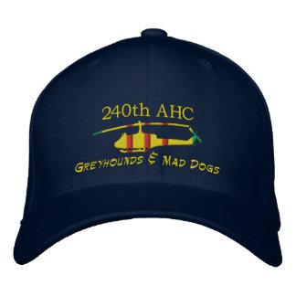 240o Gorra bordado UH1 de AHC Vietnam Gorra De Beisbol Bordada