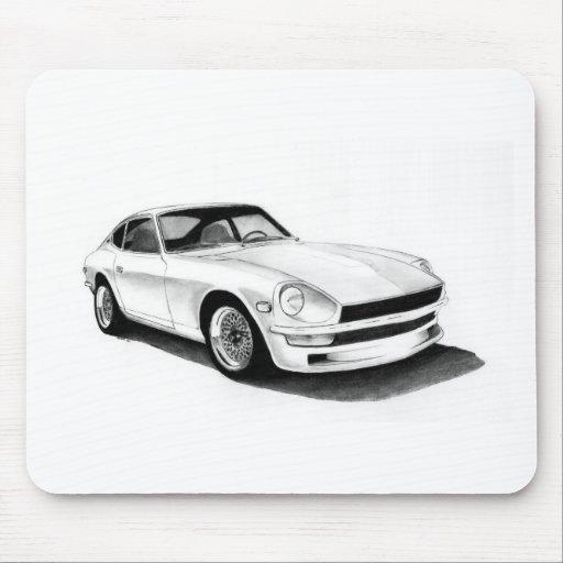 240Z MOUSEPAD