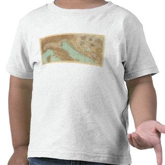 2426 Italia del norte Camisetas