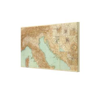 2426 North Italy Canvas Print