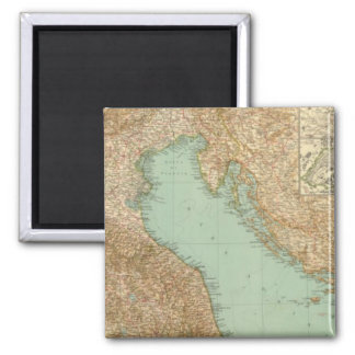 2426 North Italy 2 Inch Square Magnet
