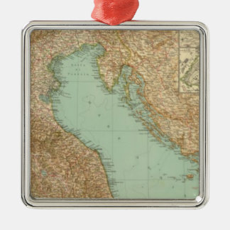 2426 North Italy Metal Ornament