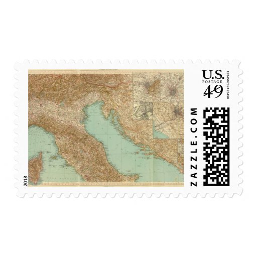 2426 North Italy Postage