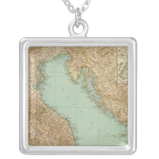 2426 North Italy Silver Plated Necklace