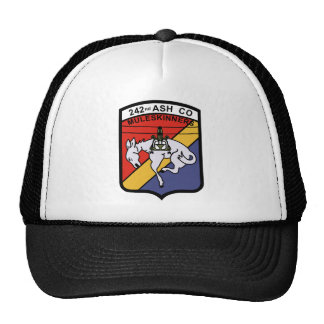 242nd ASH Company Muleskinners Hat