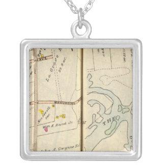 246247 Rye Square Pendant Necklace