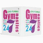 247 Gymnastics Binders