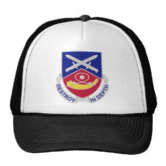 249th Infantry Regiment - Destroy In Depth Trucker Hat