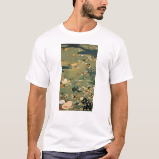 24. 貝甲図, 若冲 Shells, Jakuchū, Japan Art T-Shirt