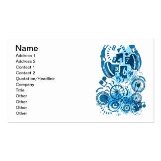24/7/365 BUSINESS CARD TEMPLATES