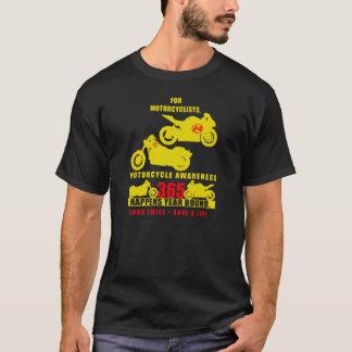 24/7/365 - Motorcycle Awareness 2013 T-Shirt