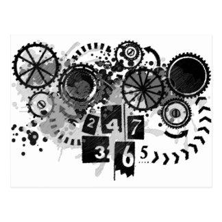 24/7/365 POSTCARD