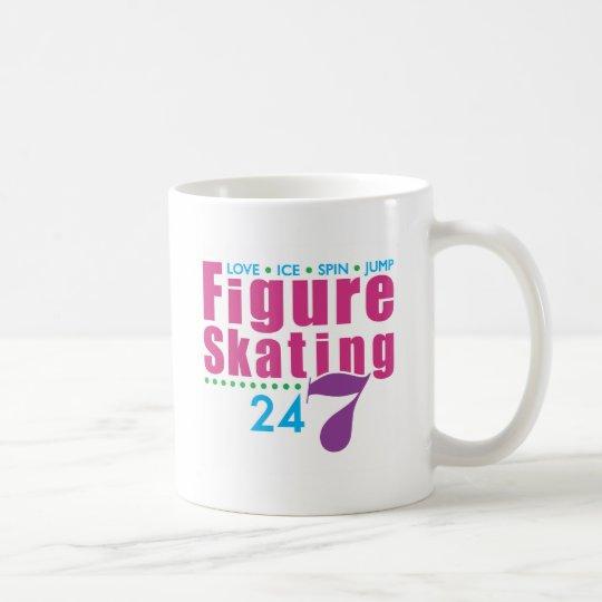 24/7 Figure Skating Coffee Mug