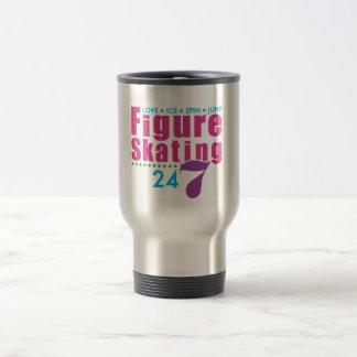 24/7 Figure Skating Travel Mug