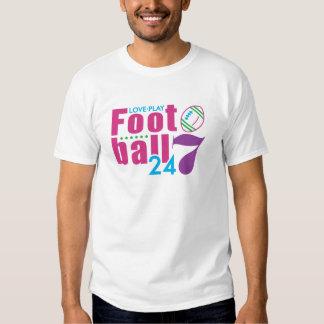 24/7 Football T-Shirt