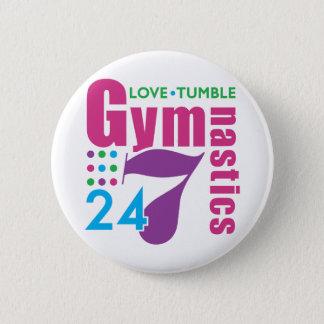 24/7 Gymnastics Button
