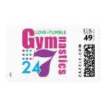 24/7 Gymnastics Stamp