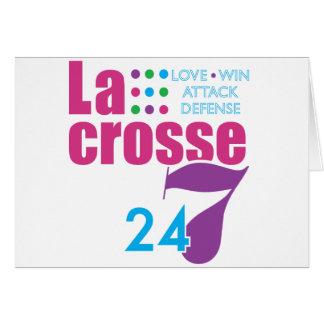 24/7 Lacrosse Card