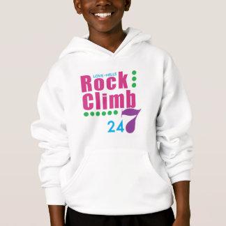 24/7 Rock Climb Hoodie