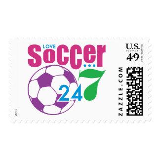 24/7 Soccer Postage
