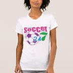 24/7 Soccer Tshirts