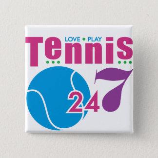 24/7 Tennis Button