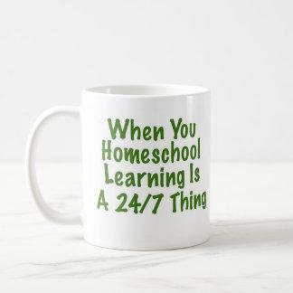 24:7 thing coffee mug