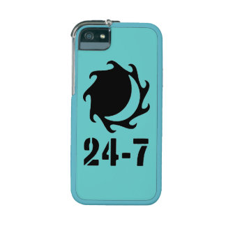 24 - 7   Twenty Four Seven Cover For iPhone 5