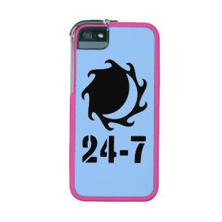 24 - 7   Twenty Four Seven iPhone 5 Case