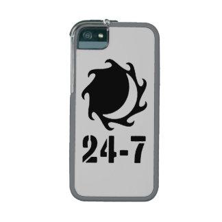 24 - 7   Twenty Four Seven iPhone 5 Covers