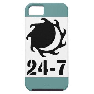 24 - 7 Twentyfour seven iPhone 5 Covers
