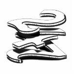 24 7 - veinticuatro siete - negro y blanco escultura fotografica