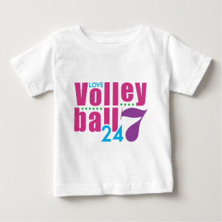 24/7 Volleyball Baby T-Shirt