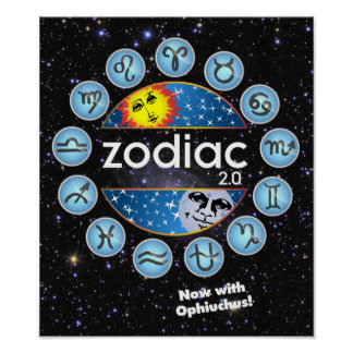 $24.95 New Zodiac Poster
