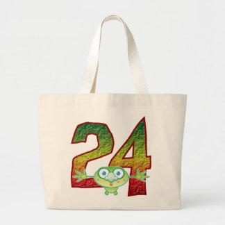 24 Age Ghoul Jumbo Tote Bag