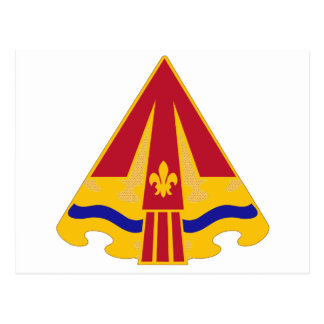 24 Air Defense Artillery Group Postcard