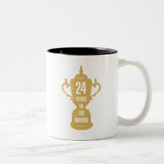 24 años en la fabricación para NZ Taza De Café