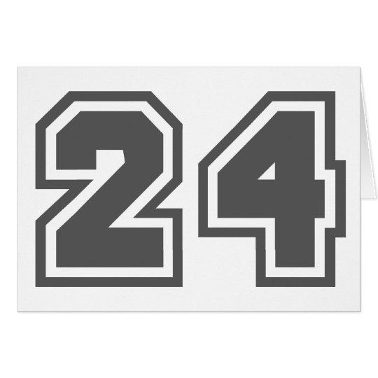 24 CARD