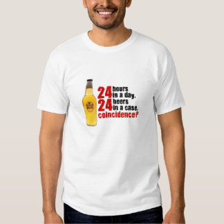 24 cervezas camisas