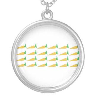 24 collares de oro de las zanahorias