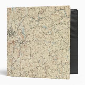 24 Danbury sheet Binder