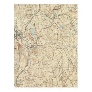 24 Danbury sheet Postcard